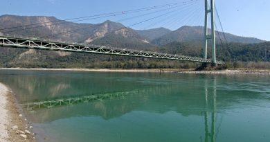 Mock flood practice conducted along Karnali river corridor