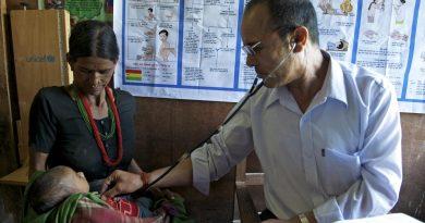 Pneumonia patients increase